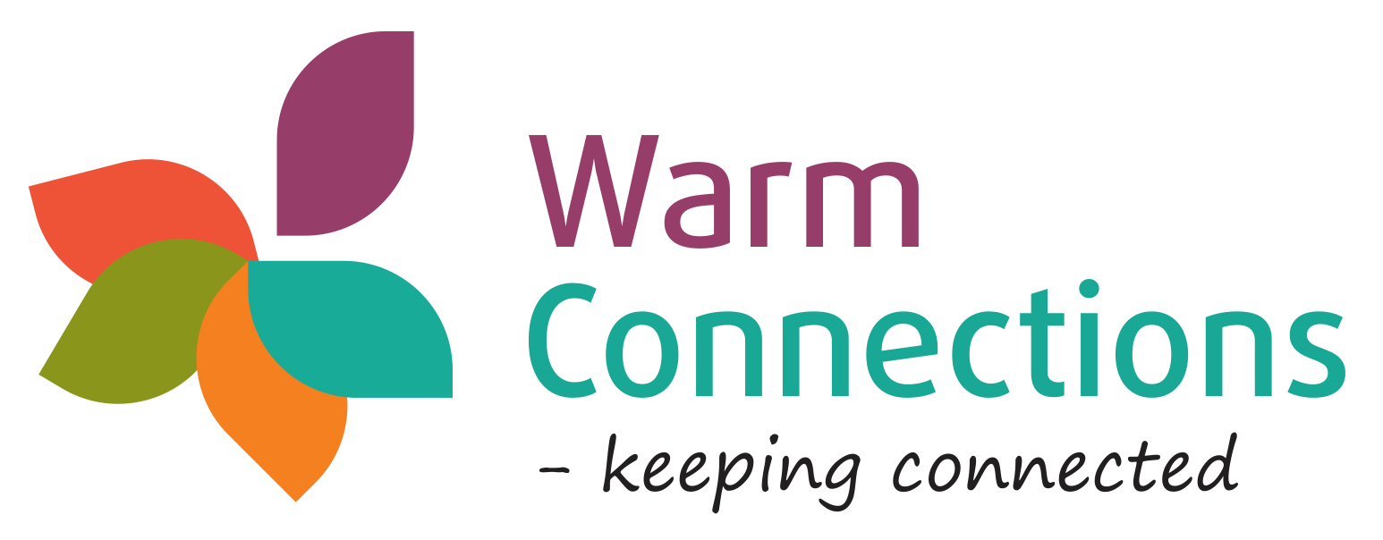 Warm Connections - Chatty Cafe