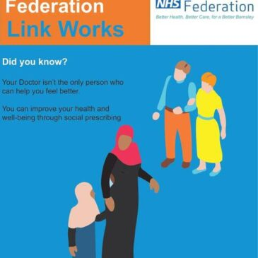 Barnsley Healthcare Federation health and wellbeing service