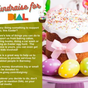Could you fundraise for DIAL?